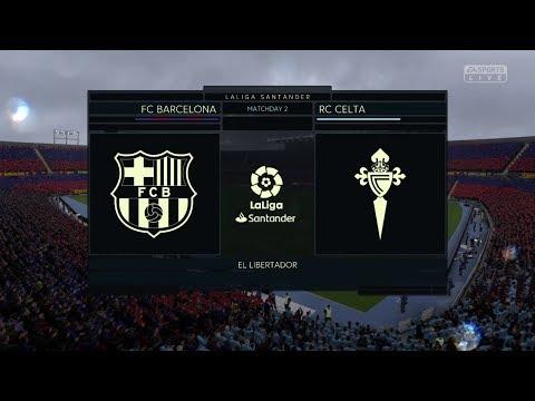 BARCELONA VS CELTA VIGO | LA LIGA FULL MATCH, GOALS, HIGHLIGHTS AND RESULTS