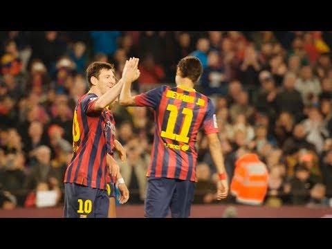 Neymar & Messi – FCBarcelona – 4K