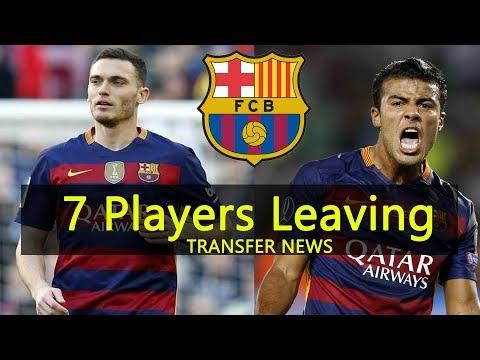 Barcelona Transfer News For January 2018