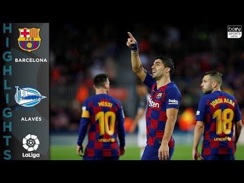 Barcelona 4-1 Alavés – HIGHLIGHTS & GOALS – 12/21/19