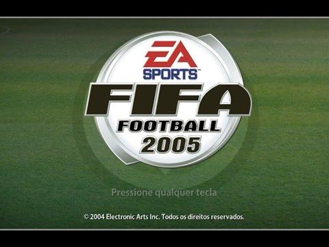 FIFA 05 | WIKI | Gameplay | Barcelona x Real Madrid