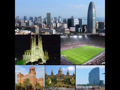 Barcelona   Wikipedia audio article