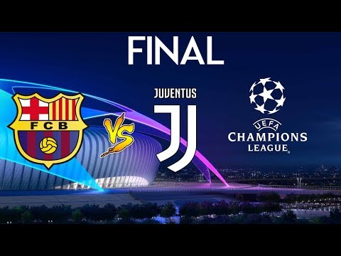 UEFA Champions League Final 2019 – BARCELONA vs JUVENTUS