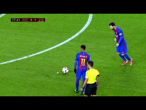 Lionel Messi || Top 29 Free Kick Goals For FC Barcelona