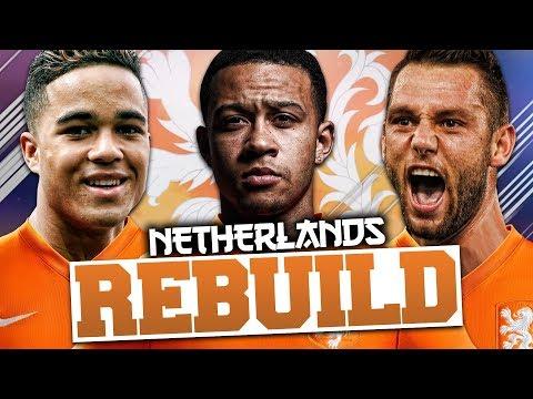 REBUILDING THE NETHERLANDS!!! FIFA 18 Career Mode (WORLD CUP!)