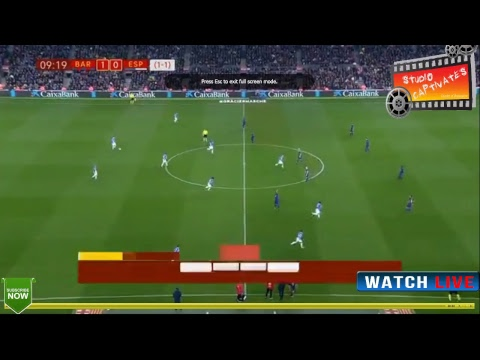 FC Barcelona vs Espanyol live Live Stream