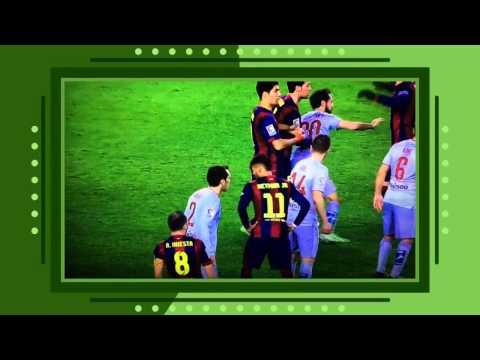 Sergio Busquets actress to get a penalty for Barcelona vs Atletico Madrid (Copa Del Rey)