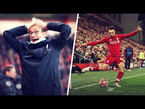 What Klopp did during Alexander-Arnold's infamous corner versus FC Barcelona | Oh My Goal