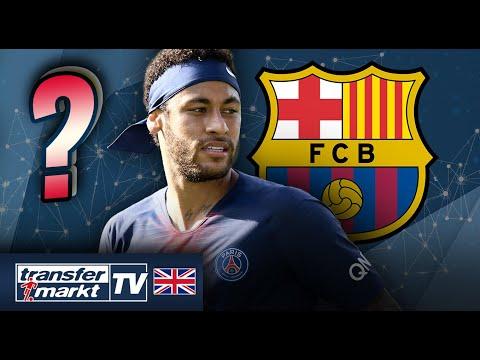 Neymar: Barcelona in talks with PSG – Football Transfers & News
