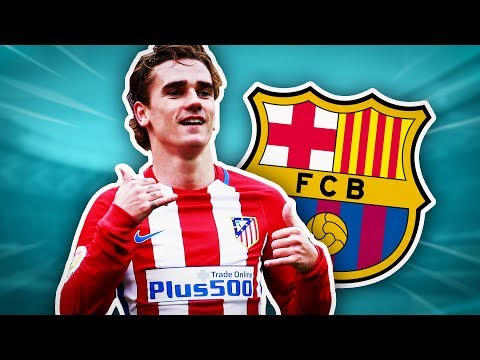 GRIEZMANN READY TO JOIN BARCA!   Done Deal?!   Barcelona Transfer News   BugaLuis