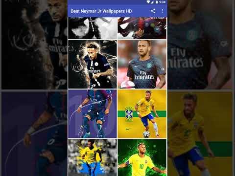 Best Neymar Jr Wallpapers HD App