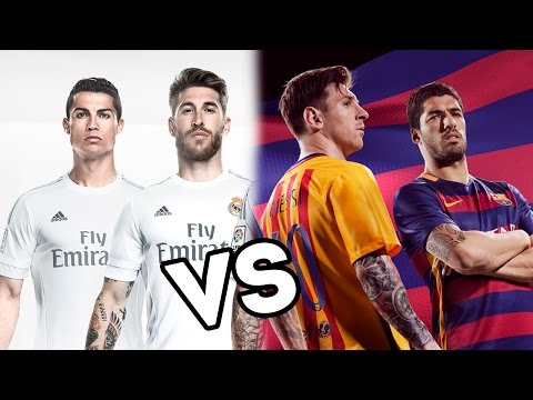 Barcelona vs Real Madrid (Rap de Porta) 2016