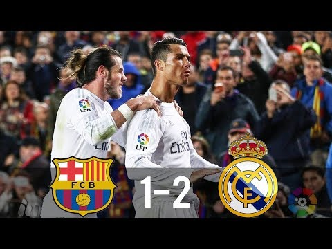 Barcelona vs Real Madrid 1-2 – All Goals & Extended Highlights – La Liga 02/04/2016 UHD