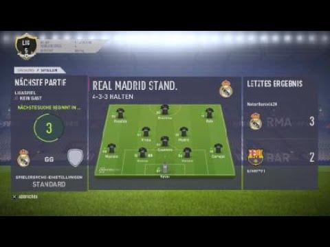 FIFA 18_Real Madrid vs FC Barcelona 3-2
