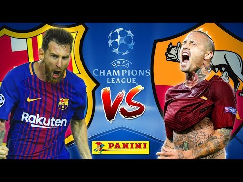 ⚽ BARCELONA vs ROMA 4:1 | CHAMPIONS LEAGUE 2017/18