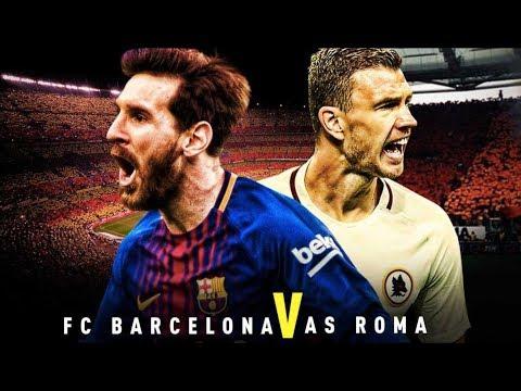 Barcelona vs Roma, Champions League, Quarter-Final, 2018 – Match Preview