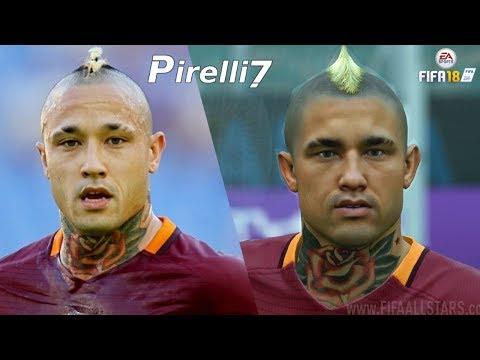 FIFA 18 Faces VS Real Life Comparison: Messi / Mbappe / Griezmann / Jesus & More | By Pirelli7