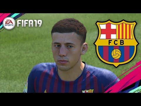 FIFA 19 | FC BARCELONA FACES – La Liga Santander