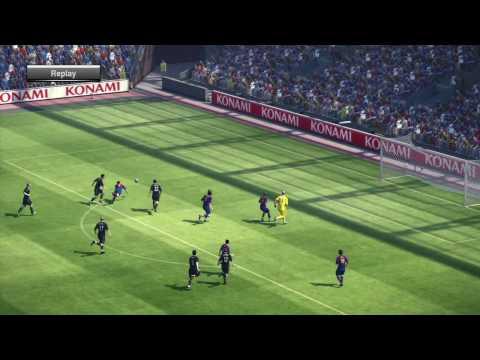 Pro Evolution Soccer 2010 – Showroom Gameplay Vol.2/4 – FC Barcelona VS Liverpool FC – PS3/Xbox360