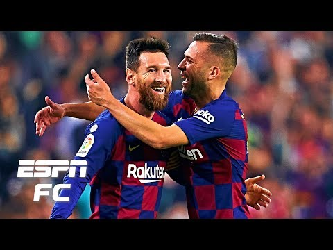 Lionel Messi was 'just extraordinary' in Barcelona's win vs. Valladolid – Sid Lowe | La Liga