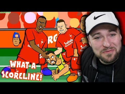 ?4-0! Liverpool vs Barcelona: The Song? – Reaction