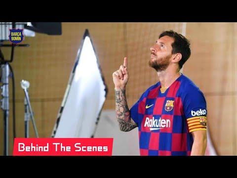 FC Barcelona 15/8/2019 – Behind The Scenes ( photo shoot )