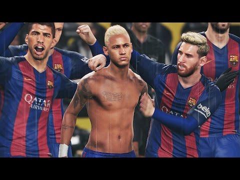 Barcelona vs Real Madrid | El Clasico – Camp Nou | HD 60FPS | PES 2017