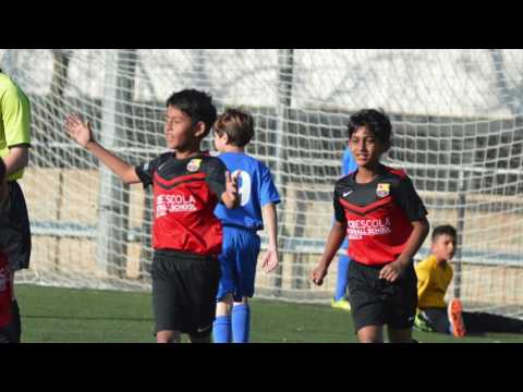 FCB Escola International Tournament 2017: The Movie