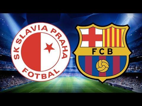 Slavia Prague vs Barcelona, Champions League, Group Stage 2019/20 – MATCH PREVIEW
