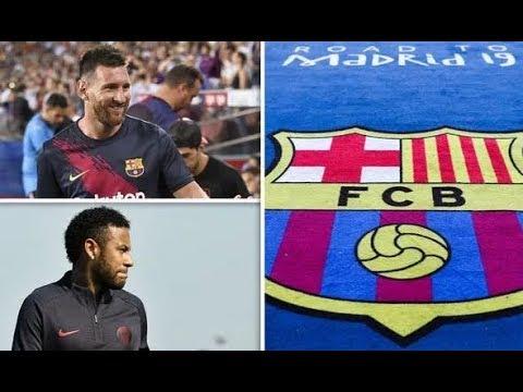 Barcelona transfer news LIVE: Neymar latest, Juventus plan, Lionel Messi text plea