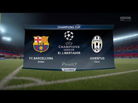 FC Barcelona vs Juventus FC |Champions League 19/04/2017| FIFA 17 Predicts – by Pirelli7