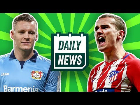 Kind vs. 50+1! Transfer News: Favre zum BVB, Griezmann zu Barcelona, Leno und de Blasis! Daily News