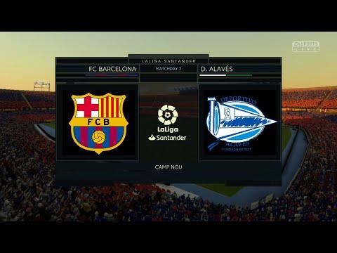 FC Barcelona vs Alaves 4-1 I Goles & Resumen Highlights – 21/12/19