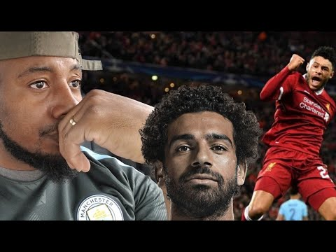 Liverpool vs Manchester City 3-0 Reaction | Barcelona vs Roma 4-1 Reaction