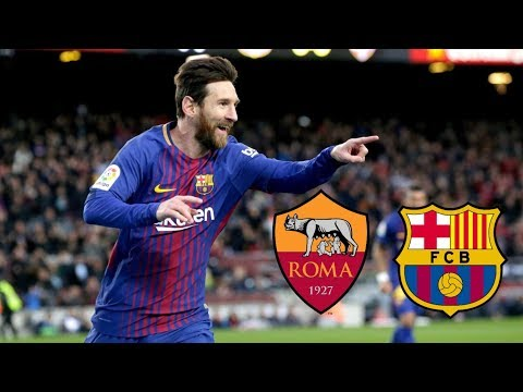 Roma vs Barcelona, Champions League, 2nd Leg – KEY PLAYERS