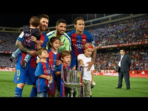 FC Barcelona vs Deportivo Alaves Copa Del Rey Final 2017