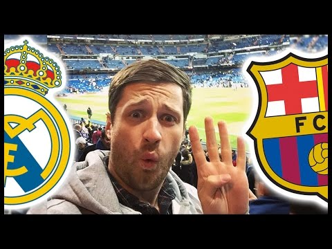 EL CLASICO! REAL MADRID VS BARCELONA! – IMO #14