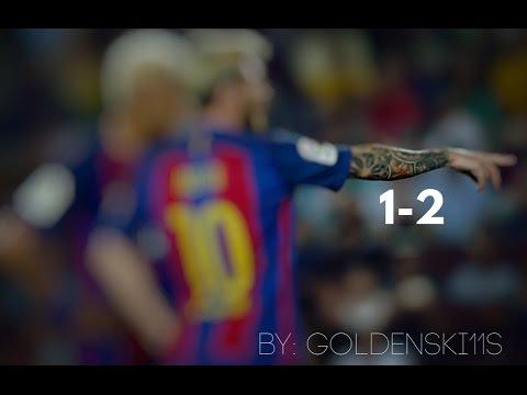 FC Barcelona 1-2 Deportivo Alaves – Goals & Highlights