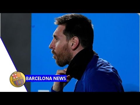 Lionel Messi in training ground bust-up with Barcelona team-mate amid Eric Abidal row- news now