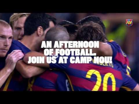 FC Barcelona v Villarreal – Tickets available