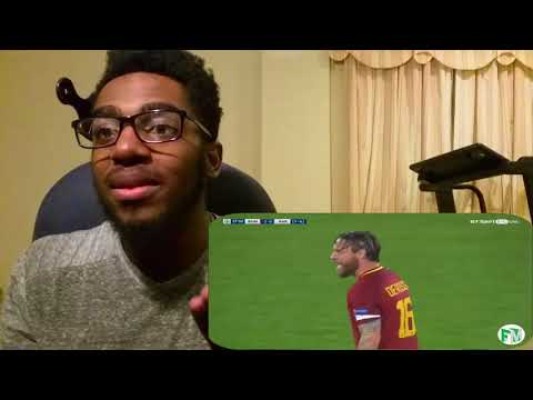 ROMA PULL IT OFF!! AS ROMA vs. BARCA 10/04/18 REACTION