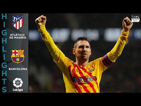 Atletico de Madrid 0 – 1 FC Barcelona – HIGHLIGHTS & GOALS – 12/1/19