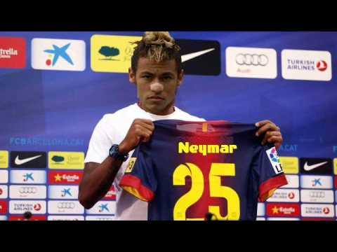 Neymar To FC Barcelona 2014