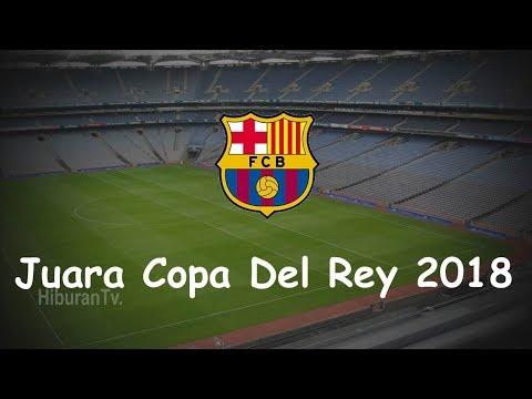 Hasil SEVILLA VS BARCELONA Final Copa Del Rey 22 April 2018