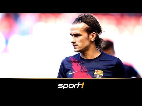 Für Neymar: Will Barca Griezmann loswerden? | SPORT1 – TRANSFERMARKT
