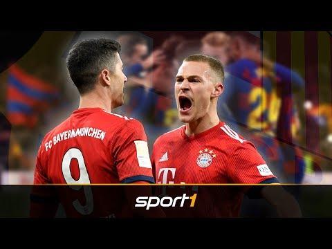 Barca träumt wohl von Bayern-Star | SPORT1 – TRANSFERMARKT