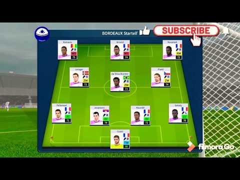 Dream league FC Barcelona vs Bordeaux (6-0)
