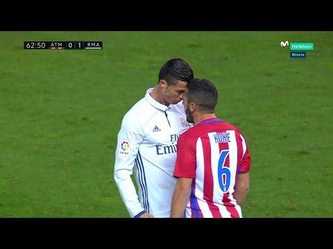 Cristiano Ronaldo Vs Atletico Madrid Away HD 1080i (19/11/2016)