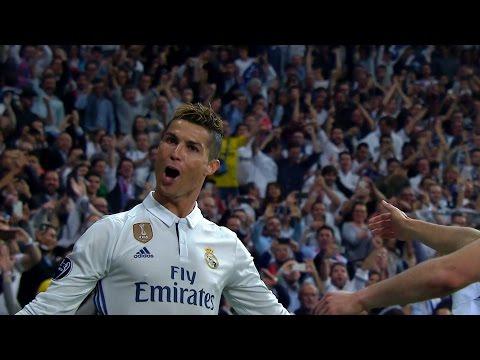 Cristiano Ronaldo vs Atletico Madrid Home HD 1080i (02/05/2017) by 1900FCBFreak