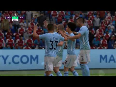 FIFA 18 – Play Like Guardiola's Manchester City 4-3-3 Formation (With Gameplay)